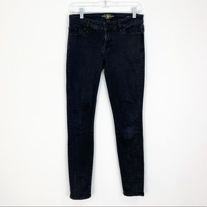 Lucky Brand Lolita Skinny Black Jeans Size 4/27